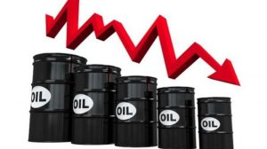 Dropping oil prices