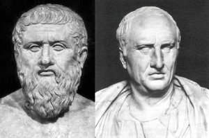 Plato and Cicero